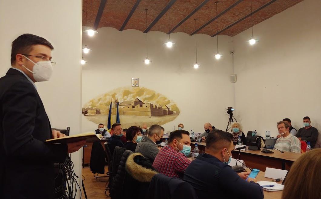 Activitate în județul Brașov